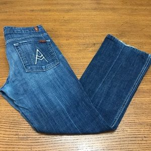 Women's Seven For All Man Kind Jeans
